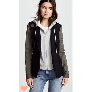 Veronica Beard Army Jacket Blazer
